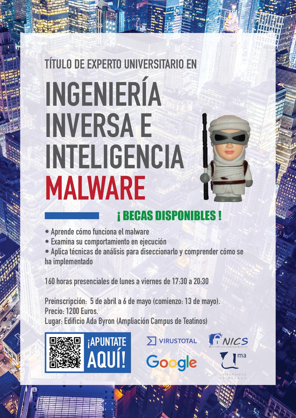 uma.es - Programa de Becas de Google | Network, Information and Computer Security Lab.